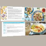 inhoud vega chef receptenboek review