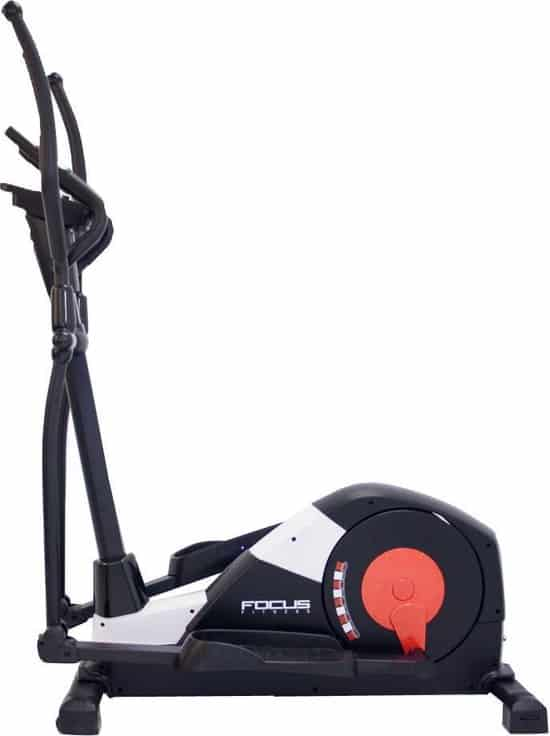 Crosstrainer Focus Fitness Fox 3 iPlus review